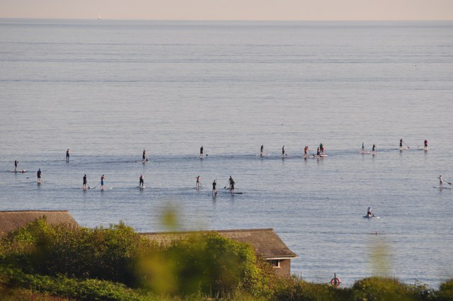 Wembury : Stand Up Paddle Surfing