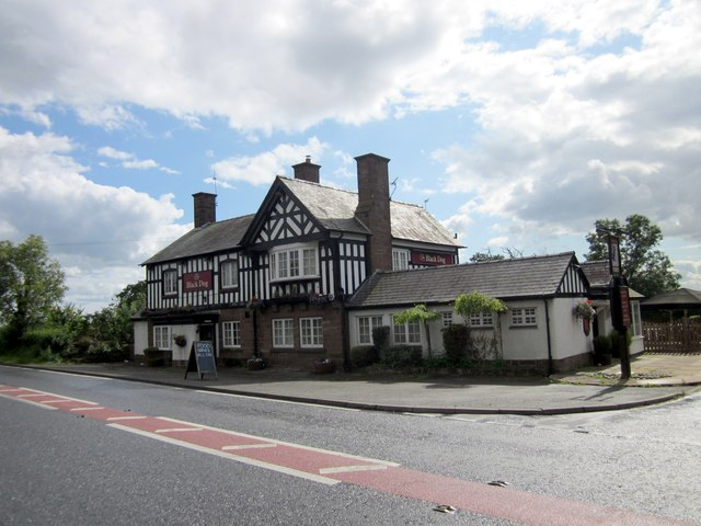 The Black Dog, Waverton