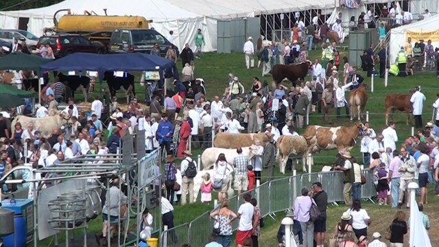 Tiverton : The Mid Devon Show 2012
