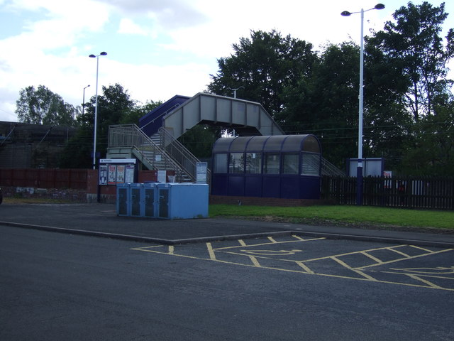 Cramlington Railway Station