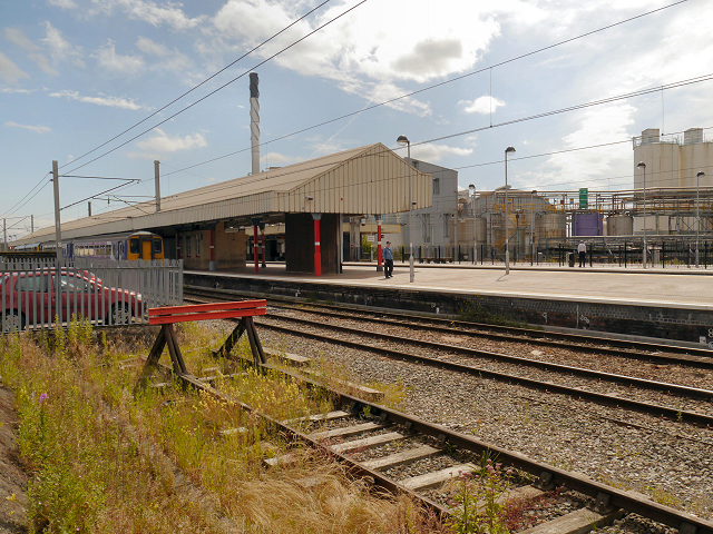 Bank Quay Station, Warrington