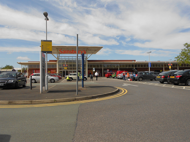 Sainsbury's Supermarket, Warrington