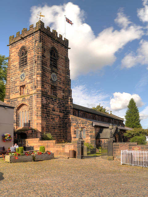 St Wilfrid's Church, Grappenhall