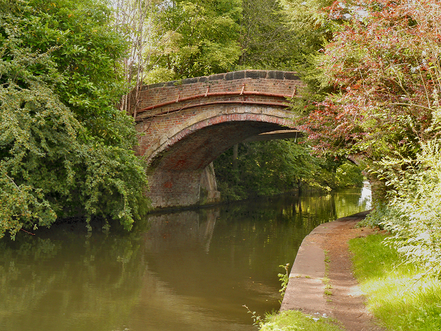Bridgewater Canal, Grappenhall Bridge