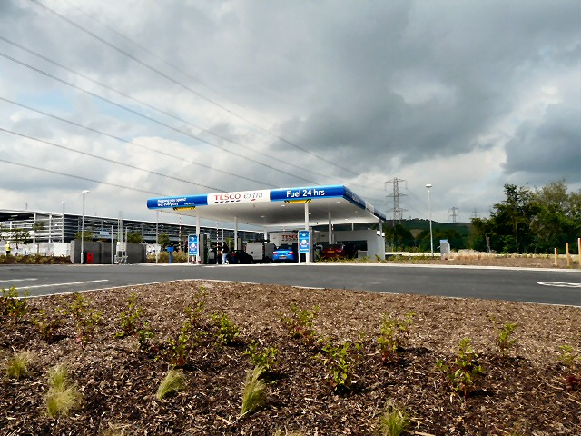 Tesco Filling Station