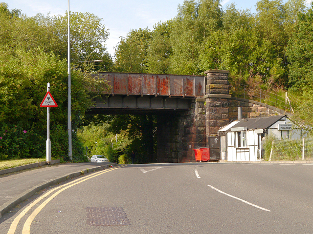 Wash Lane Railway Bridge