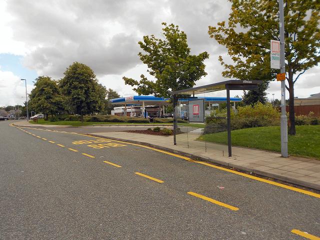Bus Stop, Pinfold Drive
