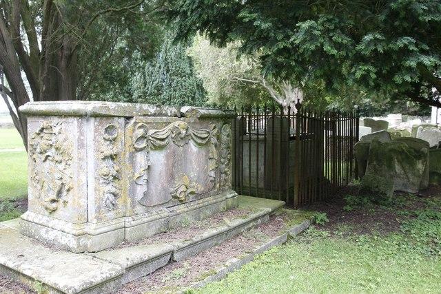 William Nash's Tomb