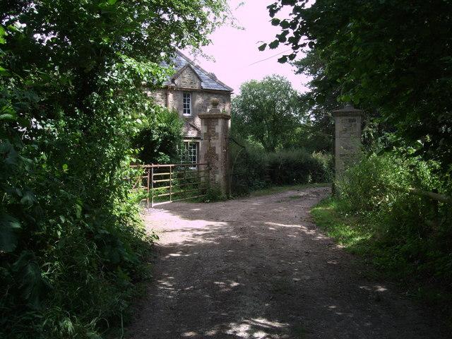 Waterloo Lodge, Coleshill Estate