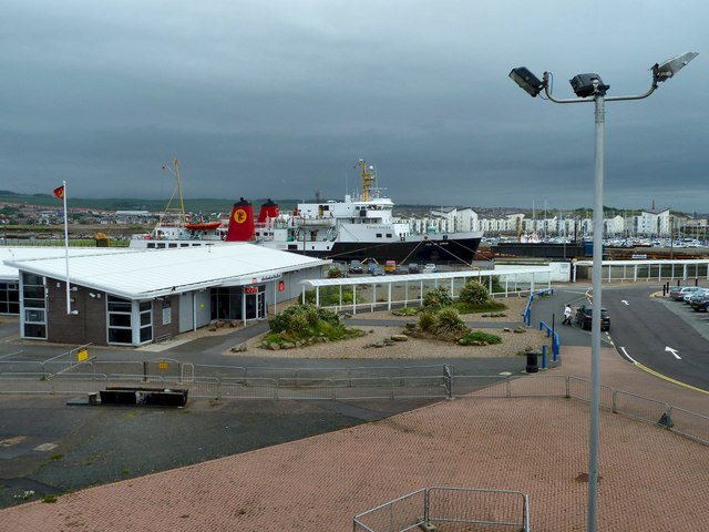Ardrossan Ferry