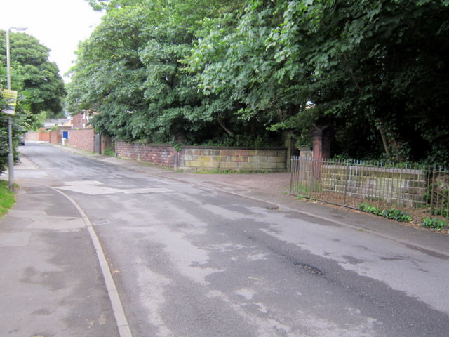Mersey Road, Aigburth