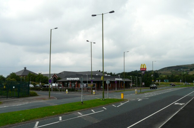 Hattersley McDonald's