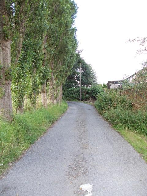 Track - Lea Road