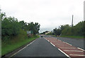 NY3962 : Road junction at Blackford by John Firth