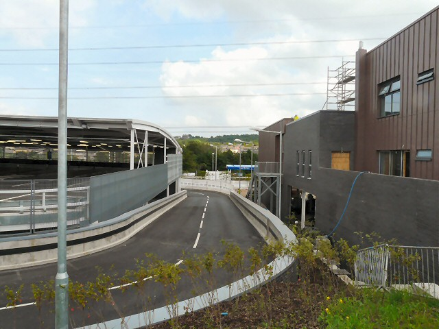 Tesco site at Hattersley