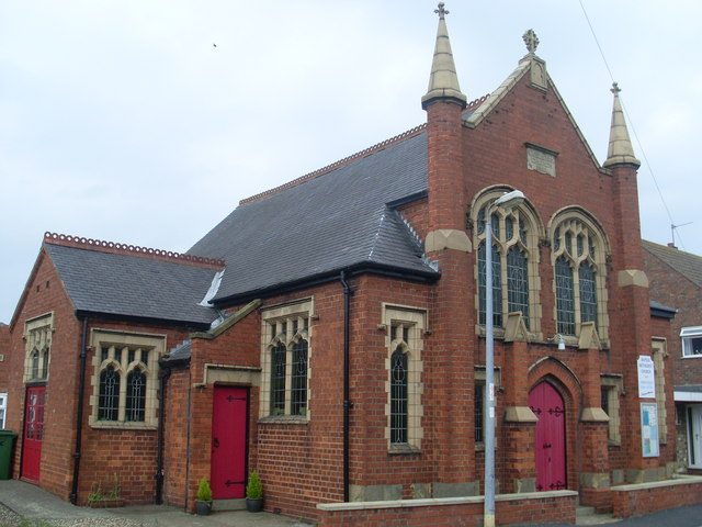 Skipsea Methodist Church (2)