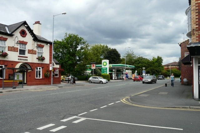 Stockport Road, Cheadle