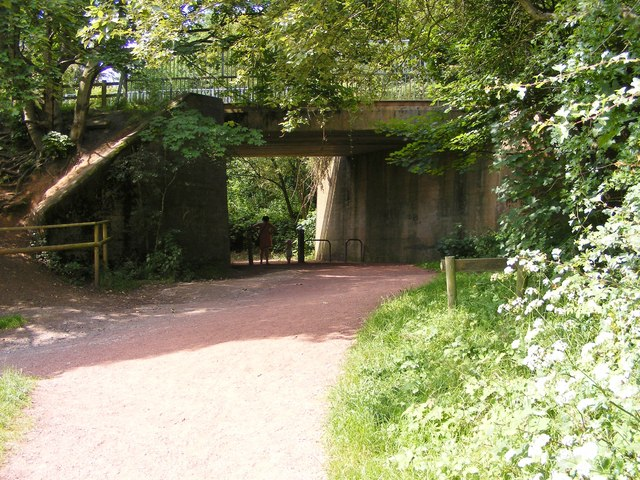 Baggeridge Brick Bridge