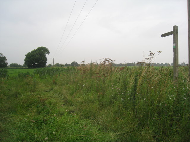 Footpath to Barrier Bank