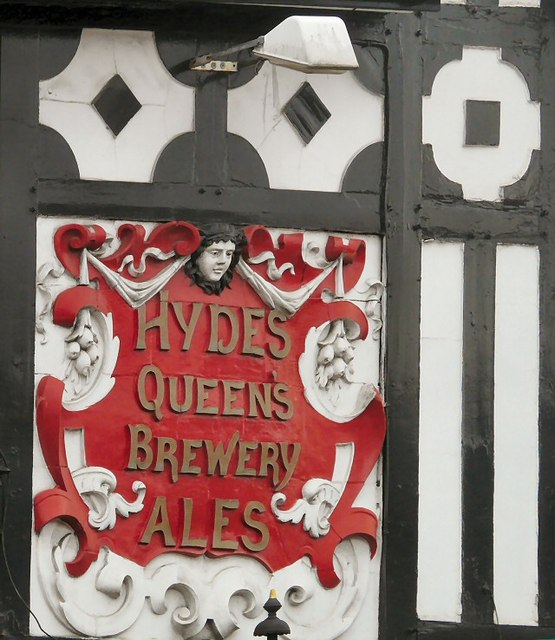 Hydes Queen's Brewery Ales