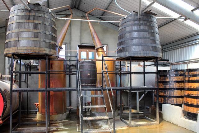 Abhainn Dearg Distillery