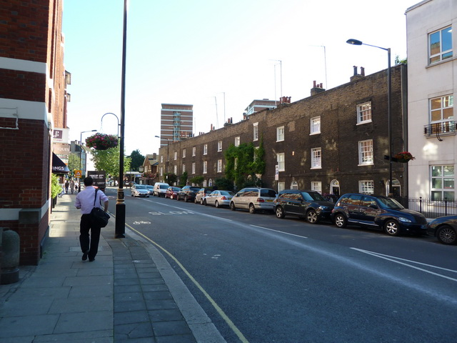 Ebury Bridge Road, Chelsea, SW1