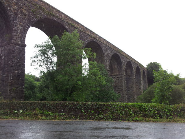 Viaduct over the River Mahon, Kilmacthomas