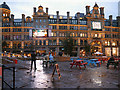 SJ8398 : Exchange Square and The Corn Exchange by David Dixon