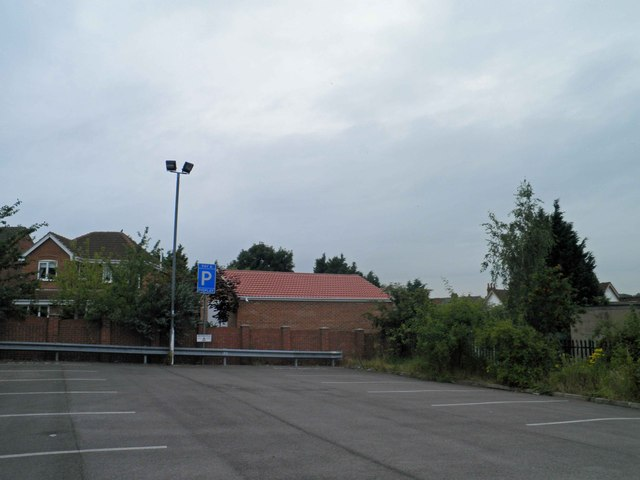 Camelot Way pay and display car park South Empsall
