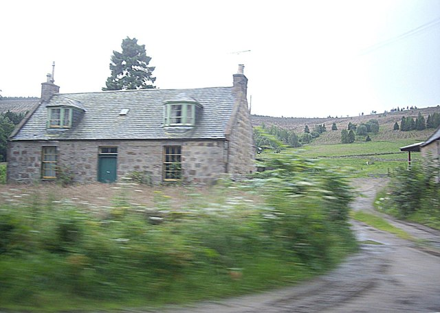 Altdargue farmhouse