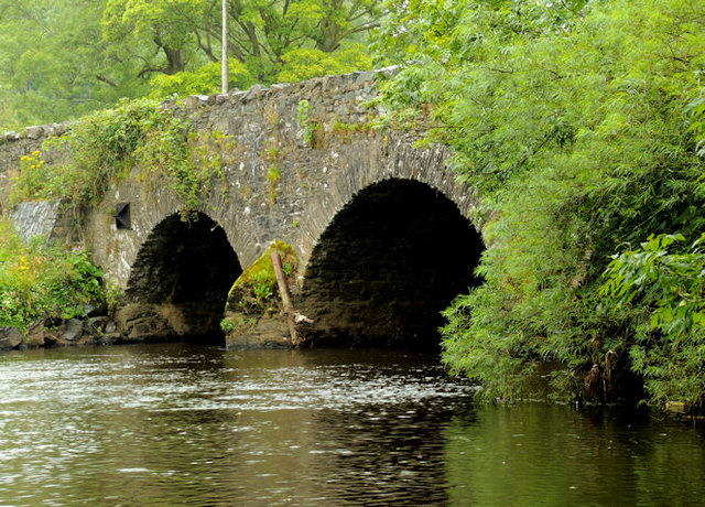 The Drum Bridge, Drumbeg (2)