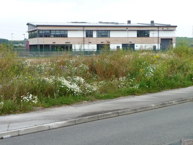 Pioneering development, north of South Kirkby