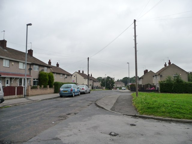 Church Drive, South Kirkby