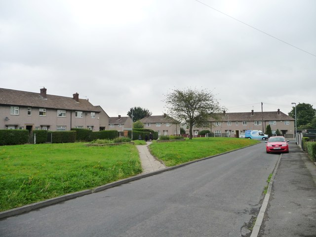 Church Grove, South Kirkby