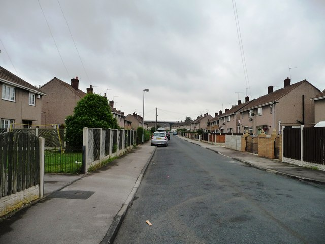 Church Avenue, South Kirkby