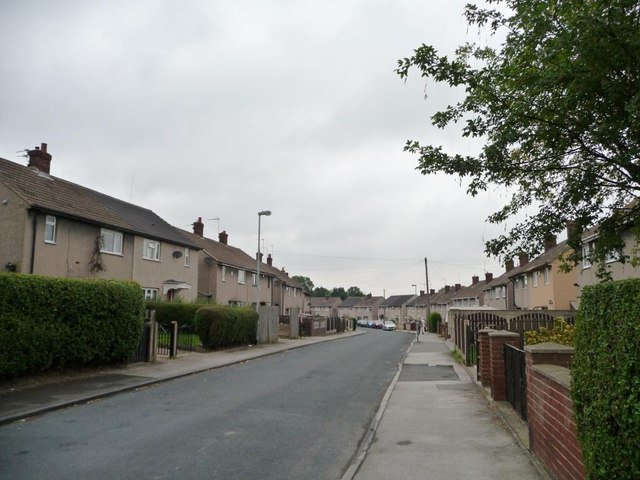 Church Avenue, South Kirkby [2]