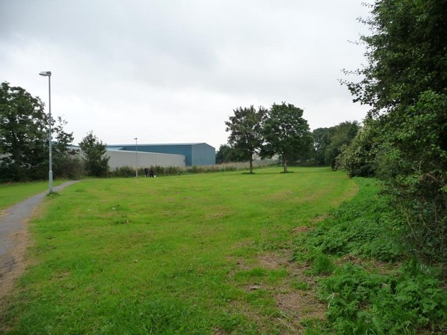 Public footpath to Langthwaite Grange