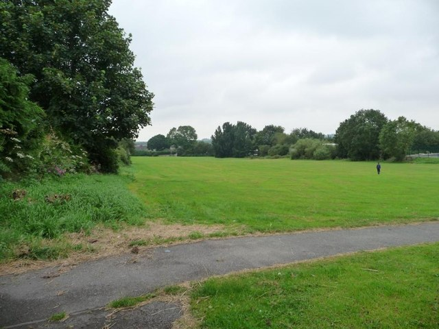 Recreation ground, South Kirkby