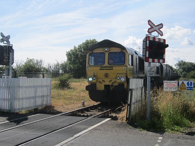 Level crossing, Potland