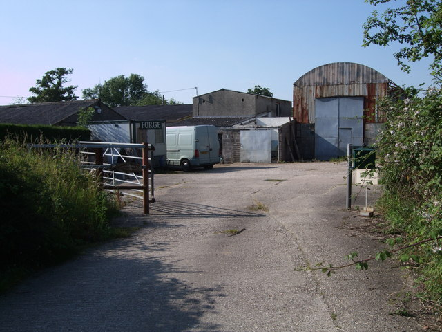 Greystone Forge, Highfield Farm, Perry Street, South Chard