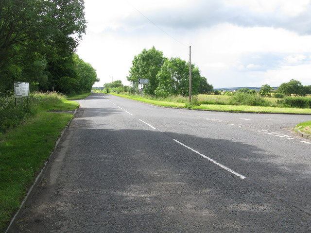 Staggered Crossroads on the B6355