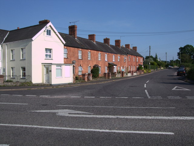 Cottages, Station Road, South Chard