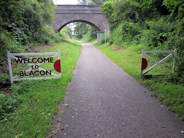 The Millennium Greenway, Blacon