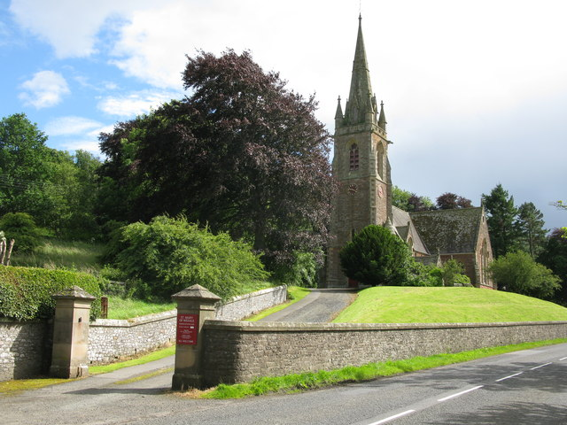 St Mary of Wedale Church, Stow