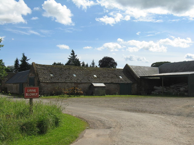 Kinnordy Home Farm