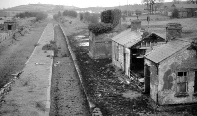 Former Ballynahinch Junction station (1983-1)