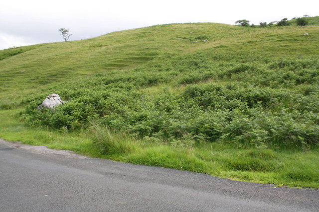Langstrothdale road east of Deepdale