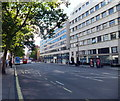 TQ2878 : Buckingham Palace Road, London by PAUL FARMER