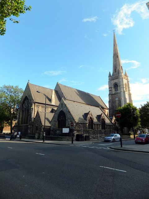 Church of St. Gabriel�s, Pimlico