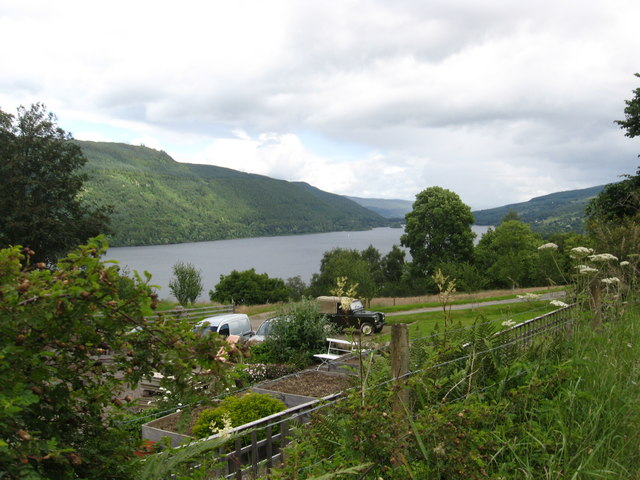 Looking towards Loch Tay
